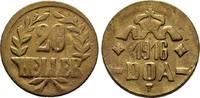 5 Heller 1916, DEUTSCH-OSTAFRIKA    30,00 EUR  +  6,00 EUR shipping