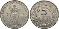 5 Mark 1925 G, WEIMARER REPUBLIK  Sehr schön  100,00 EUR  +  6,00 EUR shipping