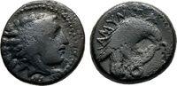 Bronze  Makedonien Amyntas, 393-369 v. Chr.   40,00 EUR  +  6,00 EUR shipping