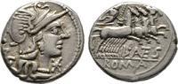Denar 136 v. Chr., Rom. Republikanische Prägungen L. Antestius Gragulus... 100,00 EUR  zzgl. 4,50 EUR Versand