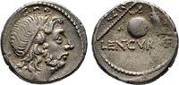Denar 75 v. Chr., Heeresmünzstä Imperatorische Prägungen Q. Caecilius M... 75,00 EUR  zzgl. 4,50 EUR Versand