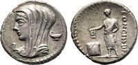 Denar 63 v. Chr., Rom, zur Erin Republikanische Prägungen L. Cassius Lo... 150,00 EUR  zzgl. 4,50 EUR Versand