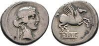Denar 90 v. Chr., Republikanische Prägungen Q. Titius   50,00 EUR  +  6,00 EUR shipping