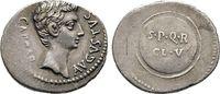 Denar 19/18 v. Chr., Kaiserliche Prägungen Augustus, 27 v. Chr.-14 n. C... 500,00 EUR  +  6,00 EUR shipping