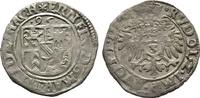 3 Kreuzer 1596, Diverse Ernst Friedrich, 1577-1604 Sehr schön  75,00 EUR  +  6,00 EUR shipping