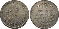 1/6 Reichstaler preußisch 1757,  Alexander, 1757-1791   70,00 EUR  +  6,00 EUR shipping