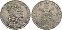 Vereinstaler 1861, auf seine Krönung. diverse Wilhelm I., 1861-1888, 18... 70,00 EUR  zzgl. 4,50 EUR Versand