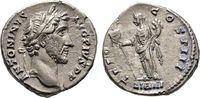 Denar 145/161, Rom. Kaiserliche Prägungen Antoninus Pius, 138-161. Fast... 75,00 EUR  zzgl. 4,50 EUR Versand