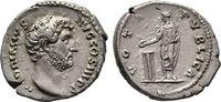 Denar 134/138, Rom. Kaiserliche Prägungen Hadrianus, 117-138. Sehr schö... 100,00 EUR  zzgl. 4,50 EUR Versand