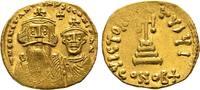 Solidus 654/659, Konstantinopel, BYZANZ Constans II., 641-668, mit Cons... 550,00 EUR  zzgl. 4,50 EUR Versand