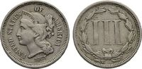 3 Cents 1867. USA    30,00 EUR  +  6,00 EUR shipping