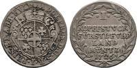 Kopfstück (20 Kreuzer) 1726,  Adolf von Dalberg, 1726-1737   120,00 EUR  zzgl. 4,50 EUR Versand