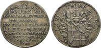 1/6 Konventionstaler (20 Kreuzer) 1788,  Heinrich VIII. von Bibra, 1759... 90,00 EUR  zzgl. 4,50 EUR Versand