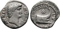 Denar 40 v. Chr., Heeresmünzstä Imperatorische Prägungen M. Antonius un... 480,00 EUR  zzgl. 4,50 EUR Versand
