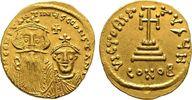 Solidus 654/659, Konstantinopel, diverse Constans II., 641-668, mit Con... 480,00 EUR  zzgl. 4,50 EUR Versand