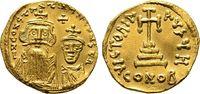 Solidus 654/659, Konstantinopel, diverse Constans II., 641-668, mit Con... 450,00 EUR  zzgl. 4,50 EUR Versand