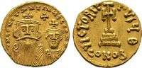 Solidus 654/659, Konstantinopel, diverse Constans II., 641-668, mit Con... 420,00 EUR  zzgl. 4,50 EUR Versand
