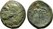 Bronze.  Sizilien Pyrrhos von Epeiros, 278-276 v. Chr. Sehr schön  100,00 EUR  +  6,00 EUR shipping