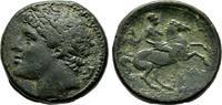 Bronze.  Sizilien Hieron II., 275-216 v. Chr.   150,00 EUR  +  6,00 EUR shipping