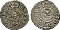 1/24 Reichstaler 1614, Diverse Heinrich und Wolfgang Georg, 1612-1615 S... 30,00 EUR  +  6,00 EUR shipping