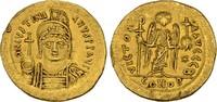 Solidus 538/542,  Justinianus I., 527-565.   400,00 EUR  zzgl. 4,50 EUR Versand
