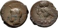 Tetras 420/405 v. Chr. Sizilien    175,00 EUR  +  6,00 EUR shipping