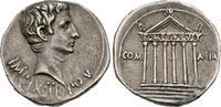 Cistophorus 19/18 v. Chr. Mysien Augustus, 27 v. -14 n. Chr.   1750,00 EUR kostenloser Versand