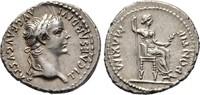 Denar,  Kaiserliche Prägungen Tiberius, 14-37. Vorzüglich  950,00 EUR  +  6,00 EUR shipping