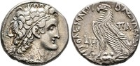 Tetradrachme 63 v. Chr., Reich der Ptolemaier Ptolemaios XII. Neos Dion... 250,00 EUR  +  6,00 EUR shipping