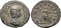 Denar 202, Kaiserliche Prägungen Caracalla für Plautilla.   100,00 EUR  +  6,00 EUR shipping