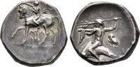 Didrachme 272/235 v. Chr., Kalabrien  Gutes sehr schön  400,00 EUR  +  6,00 EUR shipping
