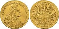 Doppeldukat 1704,  Ernst Ludwig, 1678-1739   5000,00 EUR kostenloser Versand