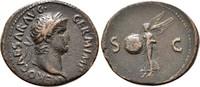 As 65, Kaiserliche Prägungen Nero, 54-68. Noch sehr schön  100,00 EUR  +  6,00 EUR shipping