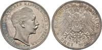 3 Mark 1910. PREUSSEN, KÖNIGREICH Wilhelm II., 1888-1918, Deutscher Kai... 150,00 EUR  +  6,00 EUR shipping