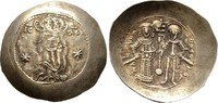 Aspron Trachy 1160/1164, BYZANZ Manuel I. Komnenos, 1143-1180.   320,00 EUR  zzgl. 4,50 EUR Versand