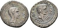 Denar 42 v. Chr., Imperatorische Prägungen Octavianus und M. Aemilius L... 950,00 EUR  zzgl. 4,50 EUR Versand