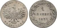 Kreuzer 1855. Diverse  Stempelglanz  /  Vorzüglich  30,00 EUR  zzgl. 4,50 EUR Versand