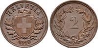 2 Rappen 1910 B, Schweiz  Sehr schön  35,00 EUR  +  6,00 EUR shipping