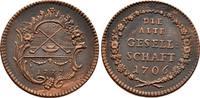 Kupferspielmarke 1777 Diverse  Sehr schön  40,00 EUR  zzgl. 4,50 EUR Versand