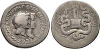 Cistophorus 39 v. Chr. Imperatorische Prägungen M. Antonius und Octavia... 380,00 EUR  zzgl. 4,50 EUR Versand