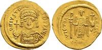 Solidus 542/565, Byzanz Justinianus I., 527-565. Sehr schön  300,00 EUR  plus 6,00 EUR verzending