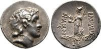 Drachme Jahr 12 (107/106 v. Chr.) Kappadokien Ariarathes VI. Epiphanes,... 230,00 EUR  zzgl. 4,50 EUR Versand