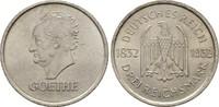 3 Mark 1932 A, WEIMARER REPUBLIK  Vorzüglich  75,00 EUR  zzgl. 4,50 EUR Versand