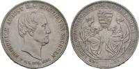 Vereinstaler 1854, Diverse Friedrich August II., 1836-1854 Sehr schön  75,00 EUR  zzgl. 4,50 EUR Versand