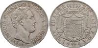 Vereinstaler 1845 F, Diverse Friedrich August II., 1836-1854 Sehr schön... 75,00 EUR  zzgl. 4,50 EUR Versand