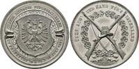 Zinnmedaille 1862, Diverse  Fast Stempelglanz  50,00 EUR  zzgl. 4,50 EUR Versand