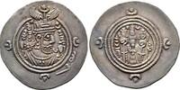 Drachme Jahr 32 (622), Reich der Sasaniden Khusro II., 590-628 Sehr sch... 65,00 EUR  plus 6,00 EUR verzending