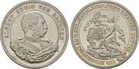 Silbermedaille 1889, Diverse Albert, 1873-1902 Vorzüglich  75,00 EUR  zzgl. 4,50 EUR Versand