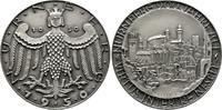 Versilberte Bronzemedaille 1950, Diverse  Vorzüglich  80,00 EUR  +  6,00 EUR shipping