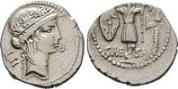 Denar 48/47 v. Chr., Imperatorische Prägungen C. Julius Caesar Sehr sch... 300,00 EUR  zzgl. 4,50 EUR Versand
